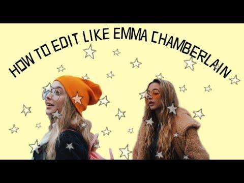 How to edit like Emma Chamberlain! (On iPhone!)