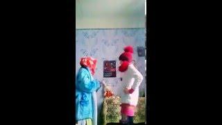 Прикол. Красная шапочка и ведьма