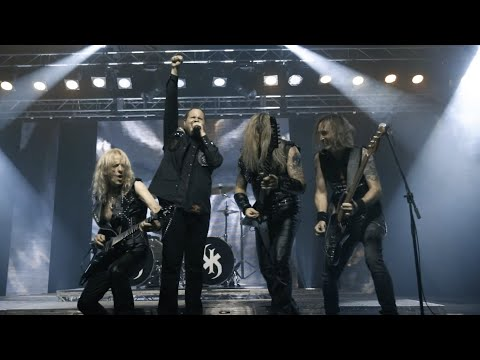 KK's Priest - Raise Your Fists (Official Music Video)