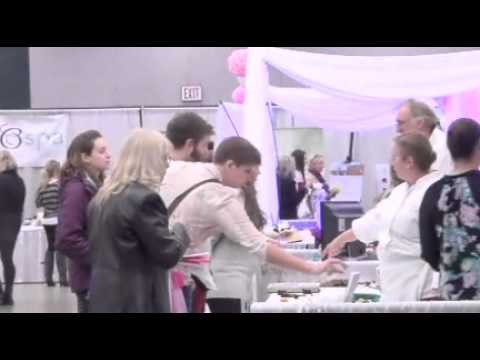 Hundreds celebrate all things wedding at DECC