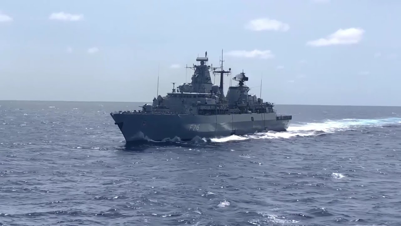 US Military News • NATO Allies Train Off the Coast of Portugal • Exercise Steadfast Defender 2021