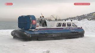 С Завойко до центра Петропавловска-Камчатского за 10 минут