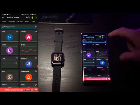 UPDATED How to Install Custom Watchface Amazfit Bip