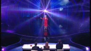 Britains Got Talent 2010 Live Semi-Finals: Janey Cutler