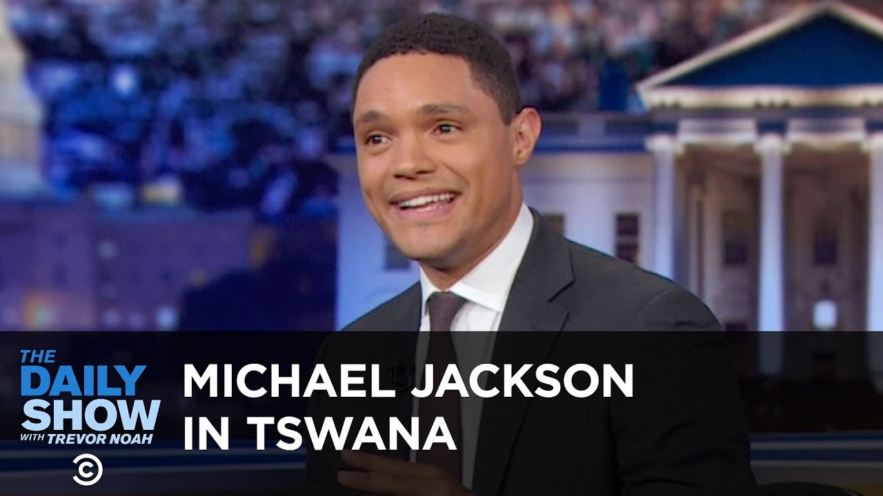 did-michael-jackson-speak-tswana-the-daily-show