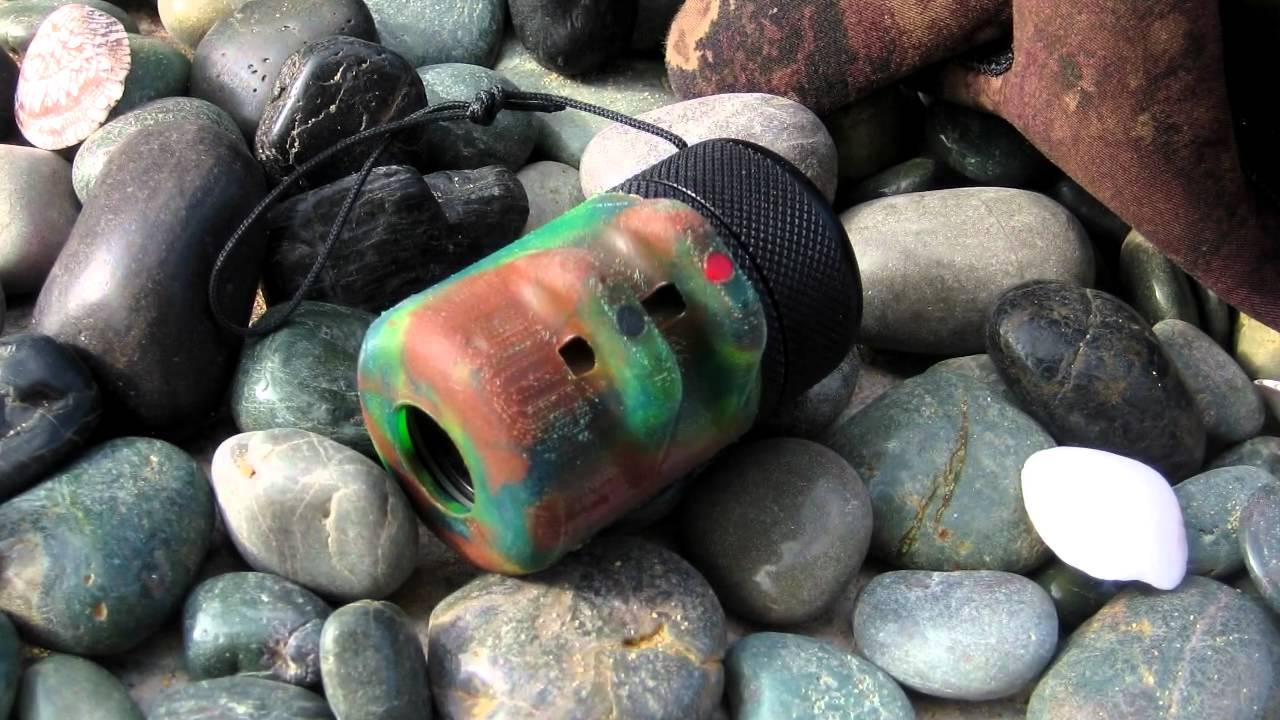 Mini Camera Subacquea : Videocamera subacquea intrepida hd p promo youtube