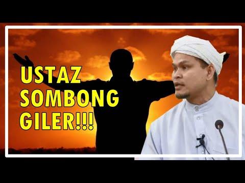 Ustaz SOMBONG Giler!!! Ustaz Abdullah Khairi 2016