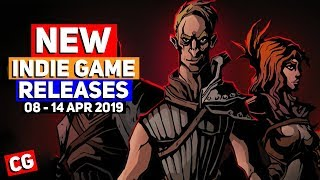 Indie Game New Releases: 08 - 14 Apr 2019 (Upcoming Indie Games)   Hovership Havoc & more!