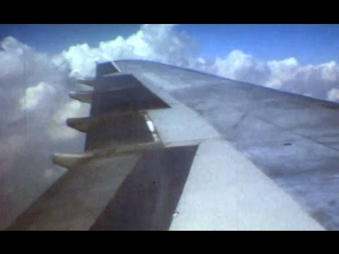 "TWA Lockheed L-1011 TriStar - ""Take-off, Cruise & Landing"" - 1973"