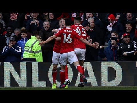 Highlights: Forest 3-0 Brighton (04.03.17)
