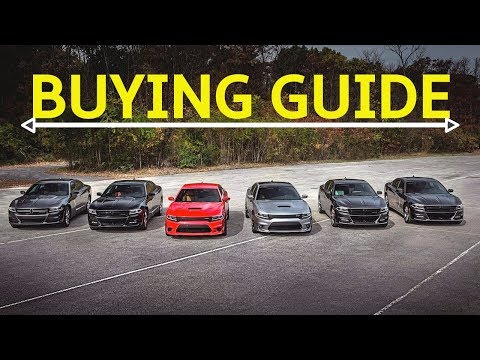 The Ultimate Dodge Charger Buying Guide - 2015-2017 All Models - Should You Buy?