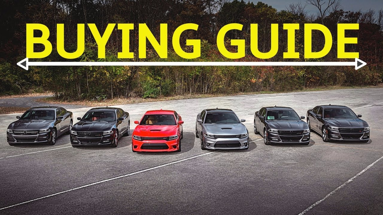 The Ultimate Dodge Charger Ing Guide 2017 All Models Should You