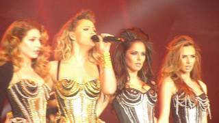 Скачать Girls Aloud Wake Me Up Manchester Arena 5th March 2013