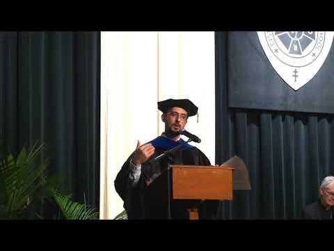 Cistercian Preparatory School 2019 Commencement Address