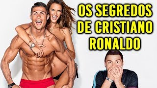 QUAL é a DIETA e os TREINOS de CRISTIANO RONALDO SEGREDOS do CR7!