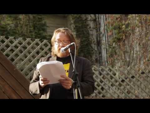 "Dan Chaon ""Ill Will"" - Pygmalion Lit Fest"