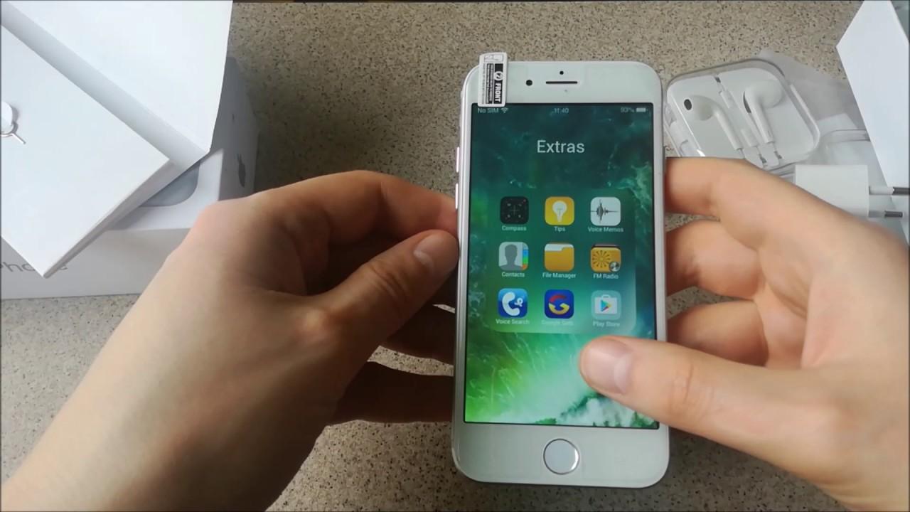 Iphone 7 vs goophone
