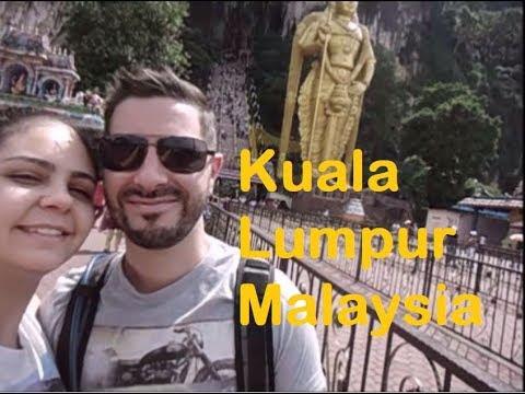 Malaysia - KualaLumpur - Travel Vlogg -- 1