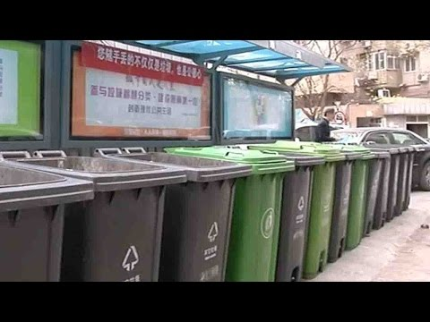 Beijing ramps up efforts in garbage classification