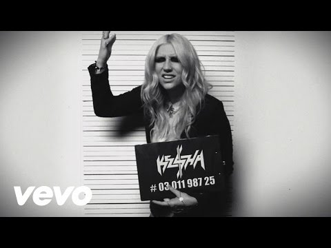 Ke$ha - Warrior Interrogation