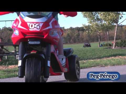 Motorcycle Toy - Ducati Desmosedici Ride-on by Peg Perego