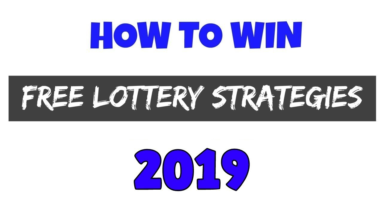 Lotto Strategy