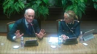 """Intervento del prefetto Gabrielli al convegno """"Investigare 2.0"""""""