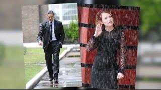 Tom Hardy and Emily Browning Get Drenched on the Legend set   Splash News TV   Splash News TV
