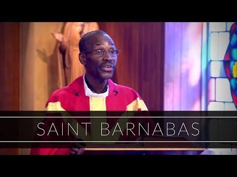 Saint Barnabas | Homily: Father Jean Aubin