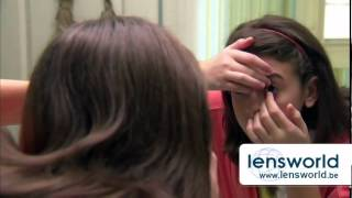 Soflens Daily Disposable Contact Lenses - How to Insert and Remove Your Lenses