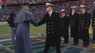 Army Navy tease 2014