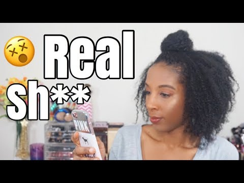 """CHIT CHAT GRWM:I Left 'My Job, Quitting Youtube,' and Tre"""" Birthday!"""