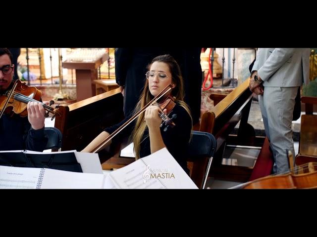 🎻 Lascia ch'io pianga | Bodas Musica Murcia | Contratar Musica para Boda | Musical Mastia