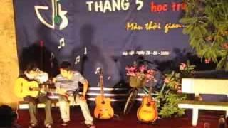 kí ức học trò - Tuấn Anh , Lâm acoustic - Đại học kiến trúc hà Nội