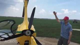 Начало обучения пилотированию вертолета. Упражнения 1-3.