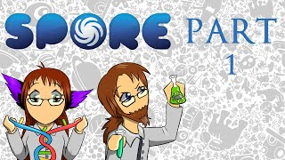 Spore With Scroll And Silver - Part 1