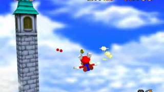Super Mario 64 - Star Guide #12 - The Wing Cap