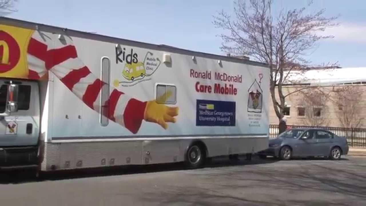 Community Pediatrics KIDS Mobile Medical Clinic/Ronald