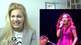VOCAL COACH |REACTION|Charice - Bodyguard Medley, David Foster Manila Philippines Oct 23 2010