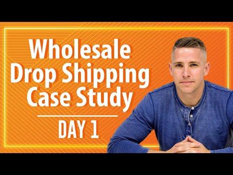 Amazon  Wholesale Business Dropshipping Case Study 2019 thumbnail