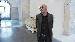 Interview de Julien COSNUAU,  responsable des collections archéologiques du MBAA