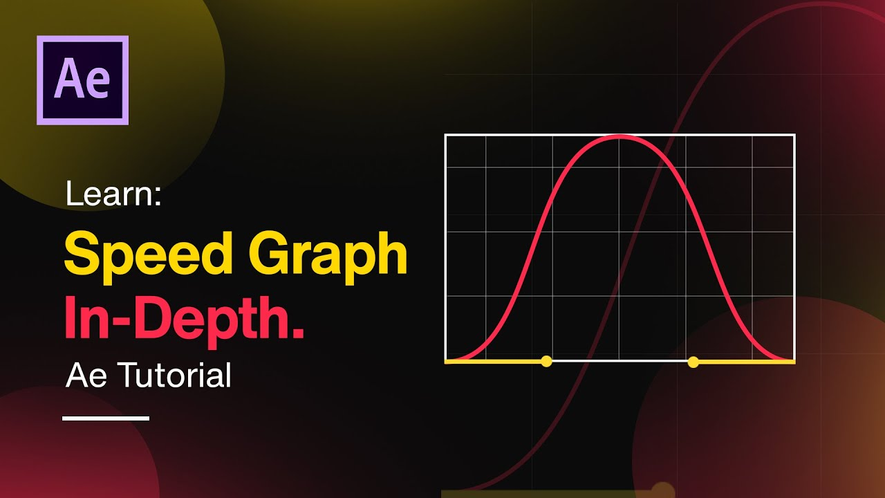 Speed Graph Editor in After Effects