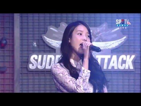 160301 IU (아이유) - Sudden Attack Champion's League Winter Final Event 1080P