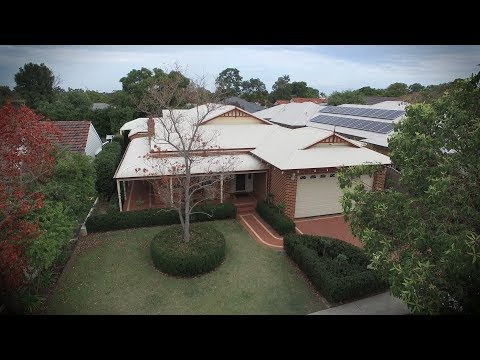 Real Estate Property Video Perth for 5 Philp Avenue Como