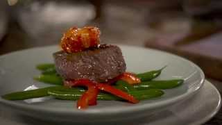 Beef Medallions with Spicy Onion Jam - Annabel Langbein