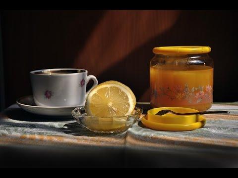 Супер маска для лица / лимон + мед от прыщей и для тонуса кожи