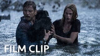CRAWL (2019) • Official Clip | Levee Breaks • Cinetext