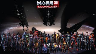 Mass Effect 3 Multiplayer Casual Gameplay