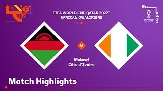 Малави  0-3  Кот-д'Ивуар видео