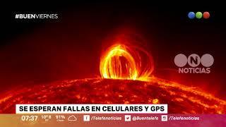 Tormenta magnética en la Tierra - Buen Telefe
